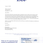 EAA Flight Advisor   No 984  EAA 23705   Exp  31Dec13