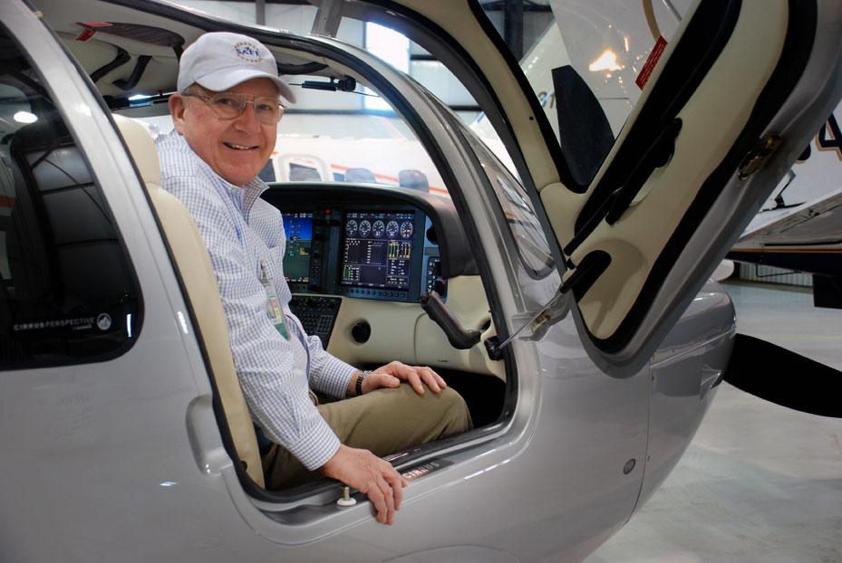 Cockpit-Hobie